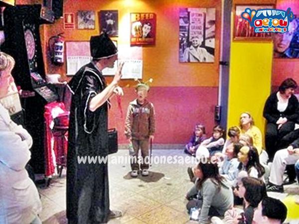 Magos para fiestas infantiles en Tarrega