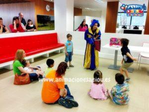 Animadores cumpleaños infantiles Girona