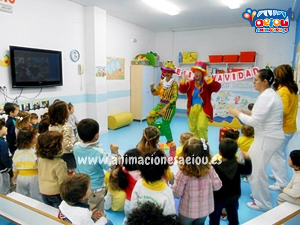Animación de cumpleaños infantiles en Esplugues de Llobregat