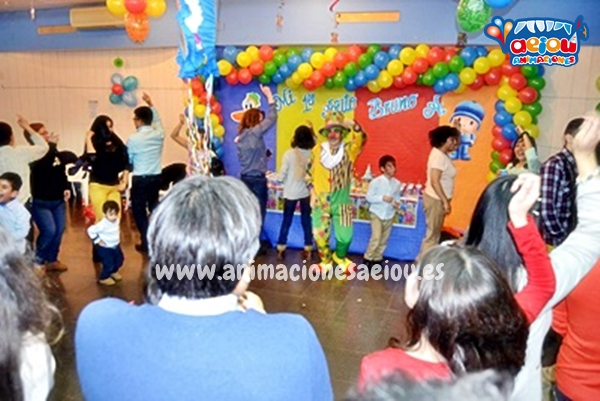 Payasos para fiestas infantiles en Tarrega