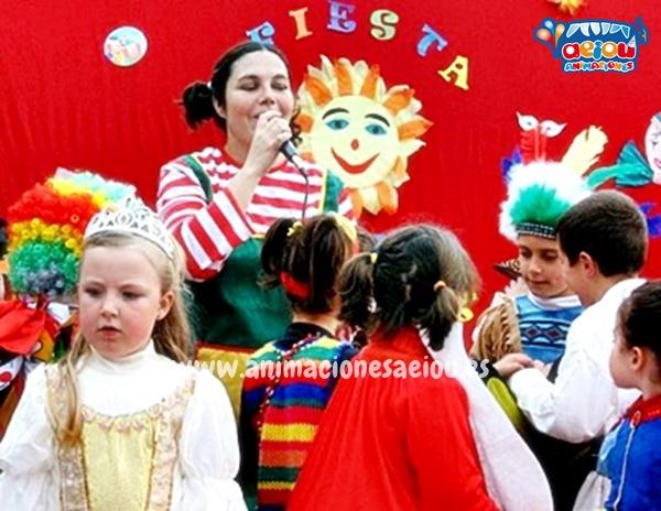 Animaciones para fiestas de cumpleaños infantiles y comuniones en Salou