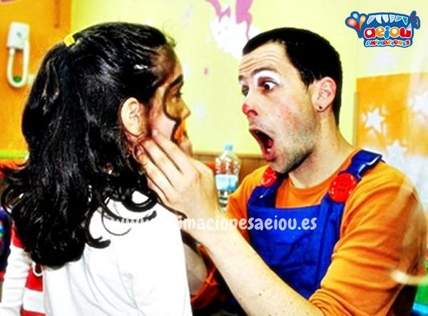 Animadores de cumpleaños infantiles en Figueres ¡Diversión e ilusión!