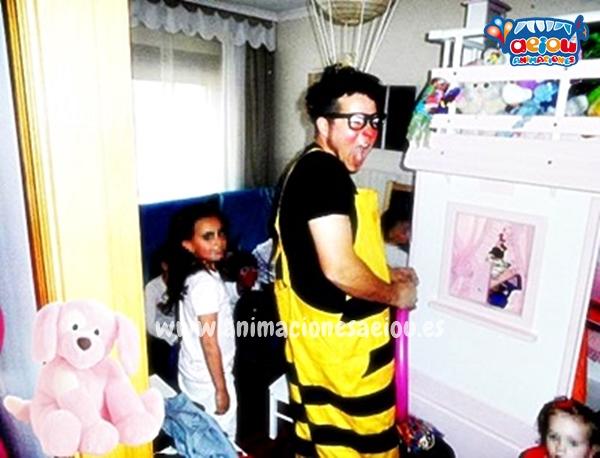 Payasos para fiestas infantiles en Salou