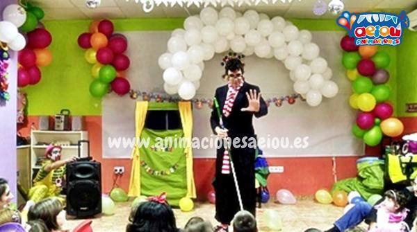 Animaciones de comuniones infantiles en Olot