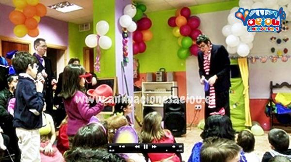 Los mejores Magos para fiestas infantiles en Salou