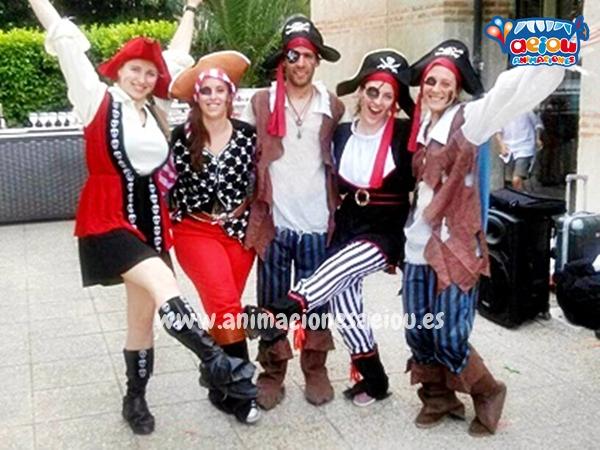 Alquiler de servicios de piratas en Tarragona