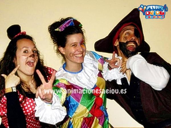 Decoraciones para fiestas temáticas de piratas en Tarragona