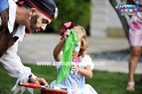 Diversión insuperable en fiestas temáticas de Piratas en Girona