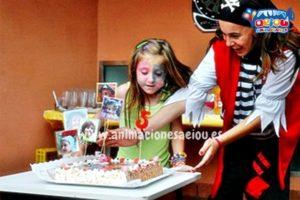 Fiestas Temáticas de Piratas en Lleida