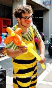 Payasos en Girona para fiestas infantiles