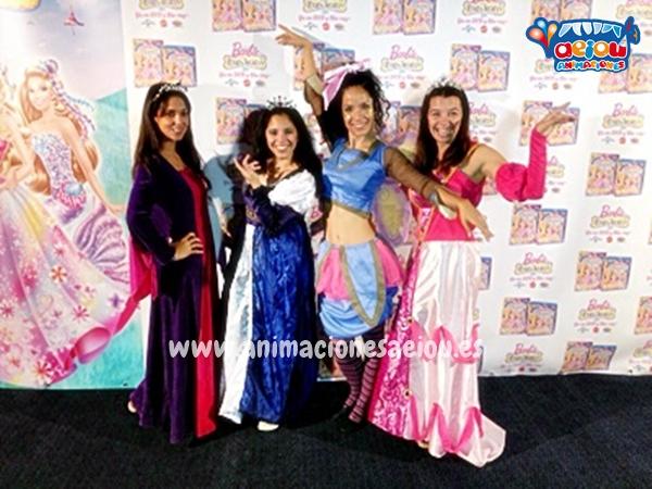 Consejos para celebrar la mejor fiesta de princesas Disney