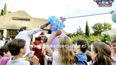 7 tipos de fiestas infantiles