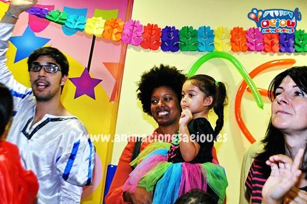 Animación de cumpleaños infantiles en El Vendrell
