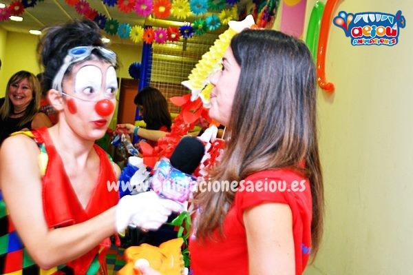 Animaciones de Fiestas Infantiles en Tarragona