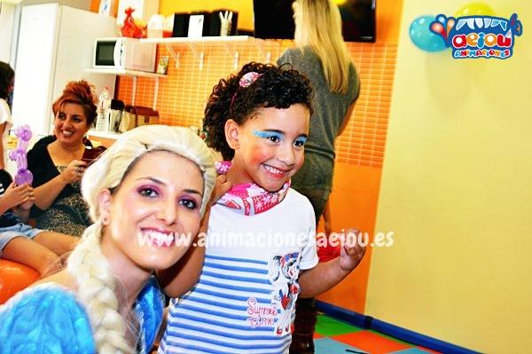 Animaciones para fiestas de cumpleaños infantiles y comuniones en El Vendrell