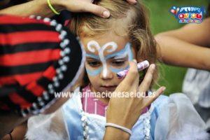 Animadores de fiestas infantiles en Girona