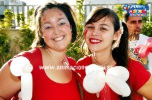 Animadores de fiestas infantiles en Tarragona