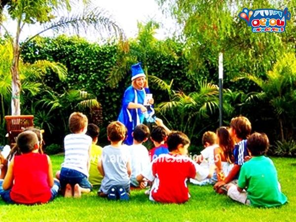 Magos para fiestas infantiles en Blanes