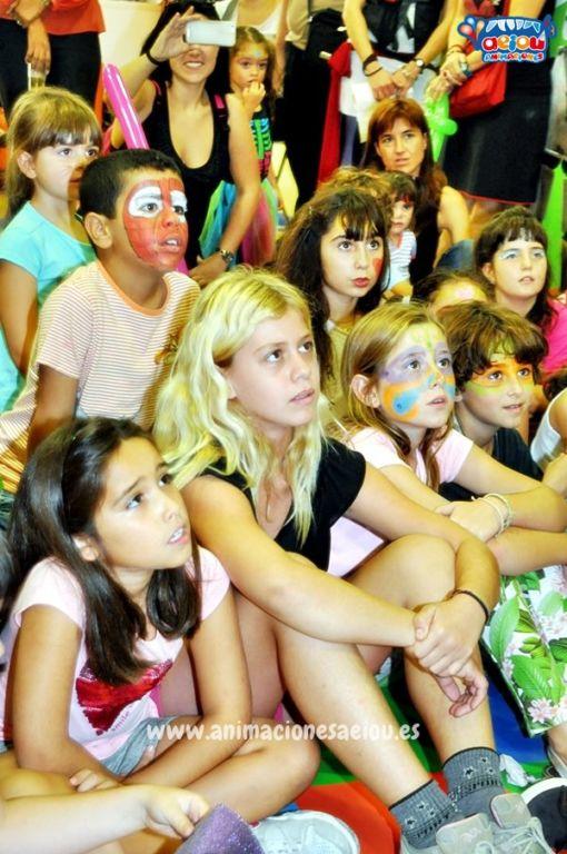 Alquiler de personajes y muñecos para fiestas temáticas infantiles en Barcelona