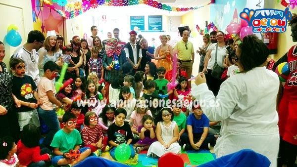 Opciones de fiestas de cumpleaños infantiles temáticas en Barcelona