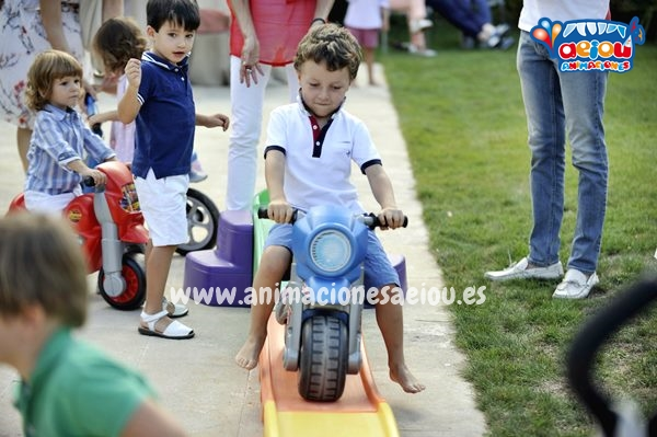 Fiestas infantiles con los mejores juegos para cumpleaños