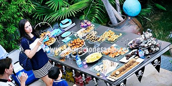 Catering para fiestas infantiles en Tarragona