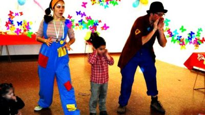 Como contratar una animación de fiesta infantil