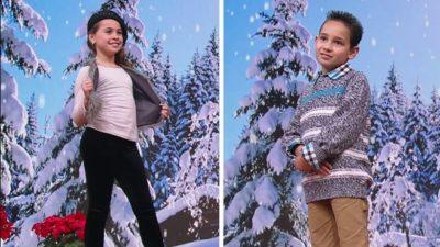 Cómo escoger la ropa infantil en invierno