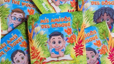Regalar cuentos personalizados para niños en Barcelona