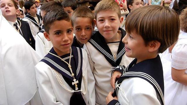 Celebrar comuniones Barcelona