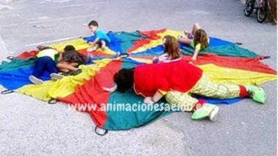 Celebrar una fiesta infantil en casa en Barcelona