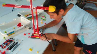Talleres de robótica para niños en Barcelona